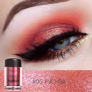 Focallure RFucshia Intense Eyeshadow Color